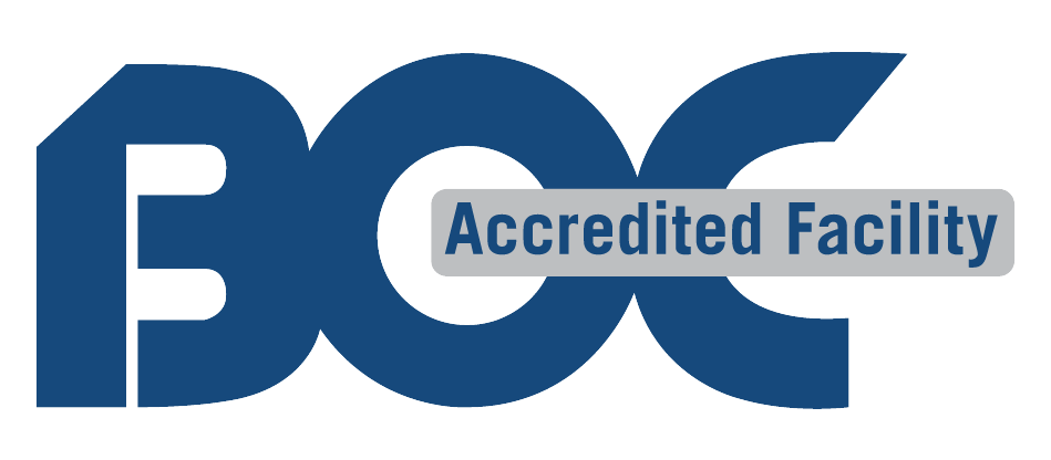 BOC Accredited Facility
