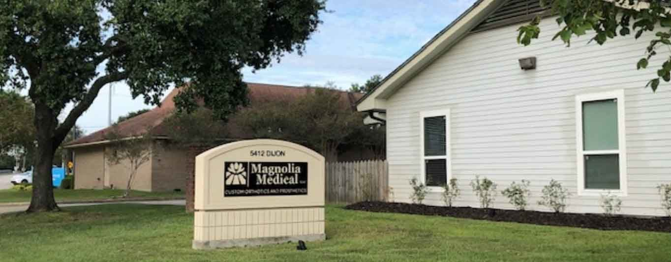 Magnolia Medical O and P Baton Rouge Location