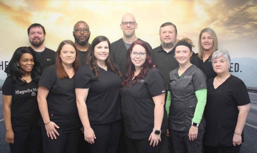 Magnolia Medical Staff