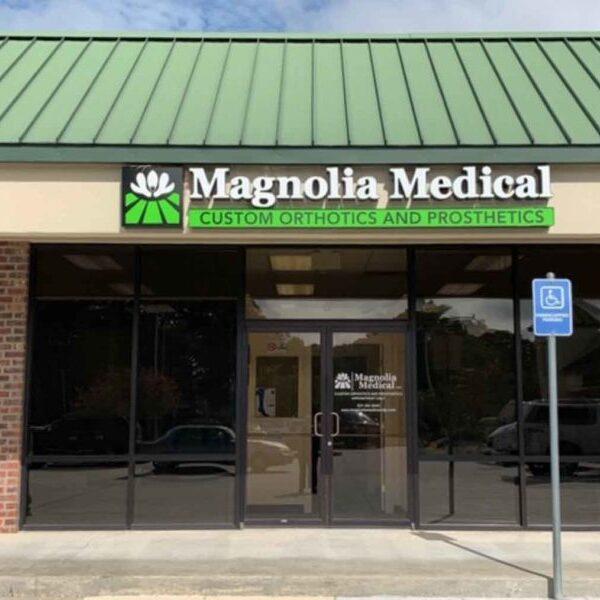 Magnolia Medical Lafayette LA Location