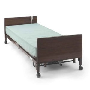 Midline Low Hospital Bed Set